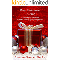 Cozy Christmas Reunion: Holiday Cozy Mysteries