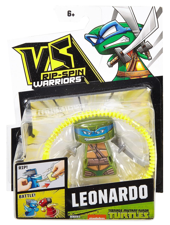 VS Rip-Spin Warriors Teenage Mutant Ninja Turtles Leonardo ...