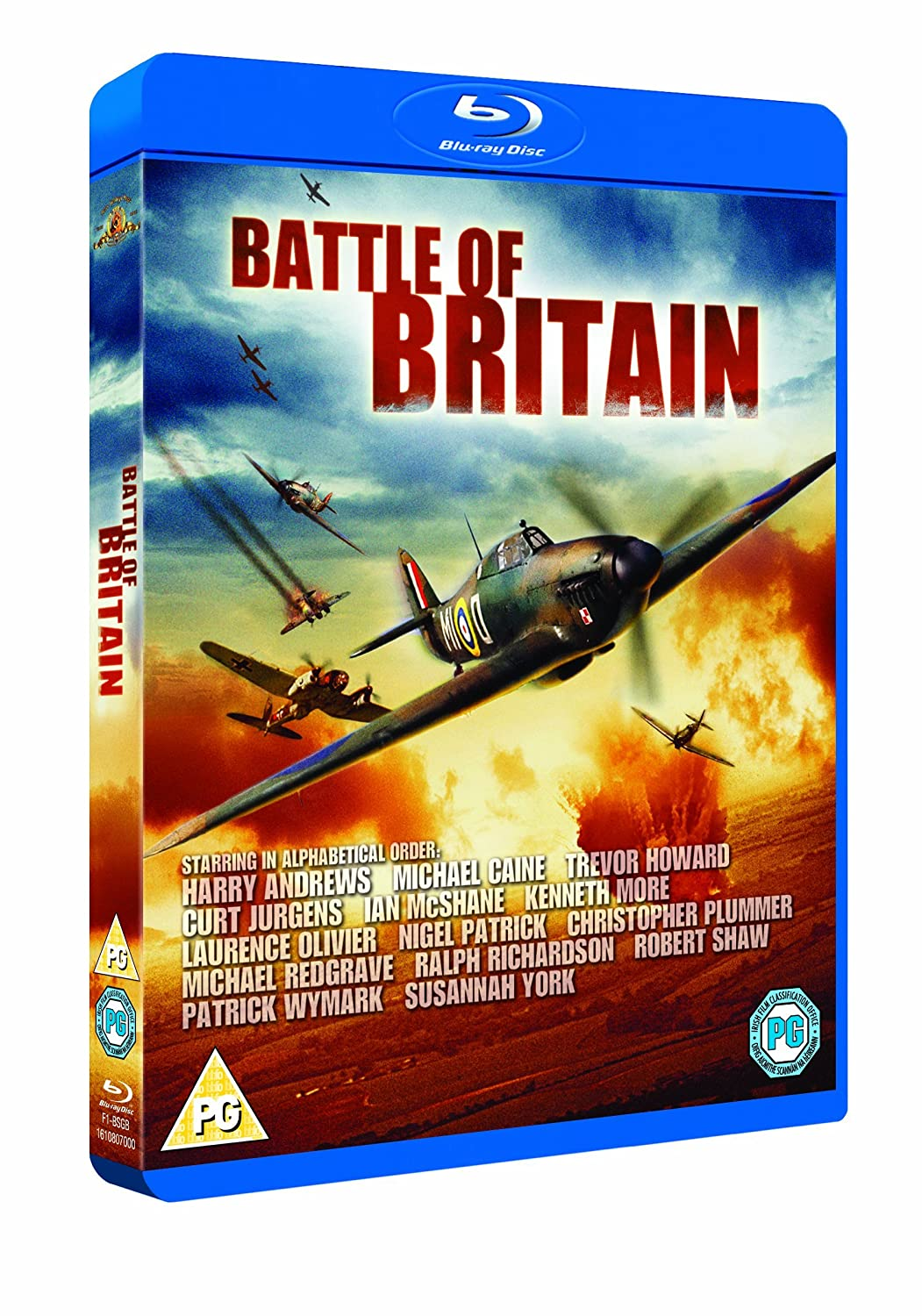 Battle Of Britain BD [Reino Unido] [Blu-ray]: Amazon.es: Battle of Britain: Cine y Series TV