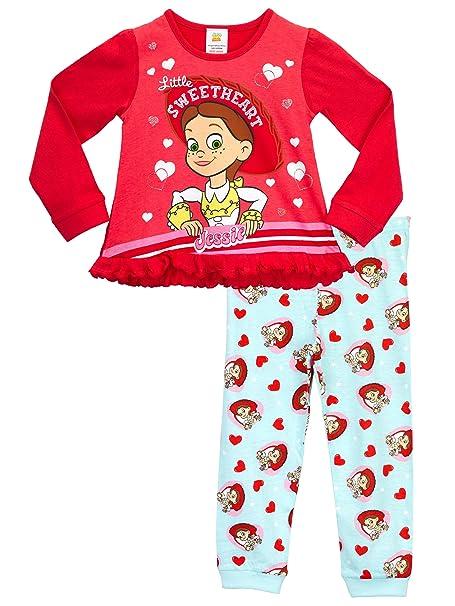 Disney Toy Story - Pijama para niñas - Jessie 7 - 8 Años  Amazon.es  Ropa y  accesorios 8406ab6adec