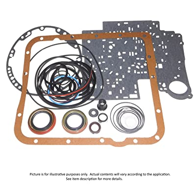 Transtec Overhaul Kit AX4N 4F50N 00-03: Automotive