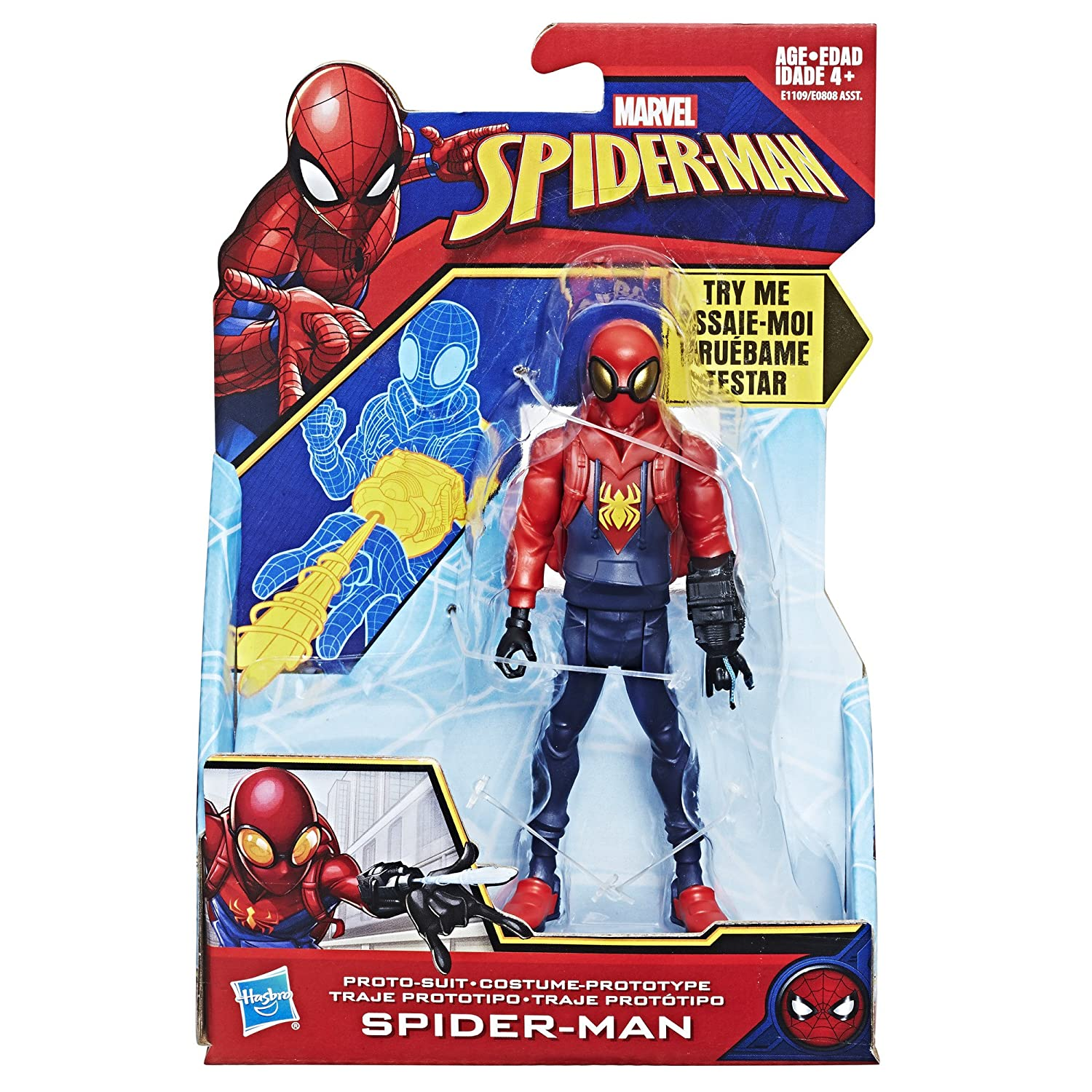 Spider-Man 6-inch Proto-Suit
