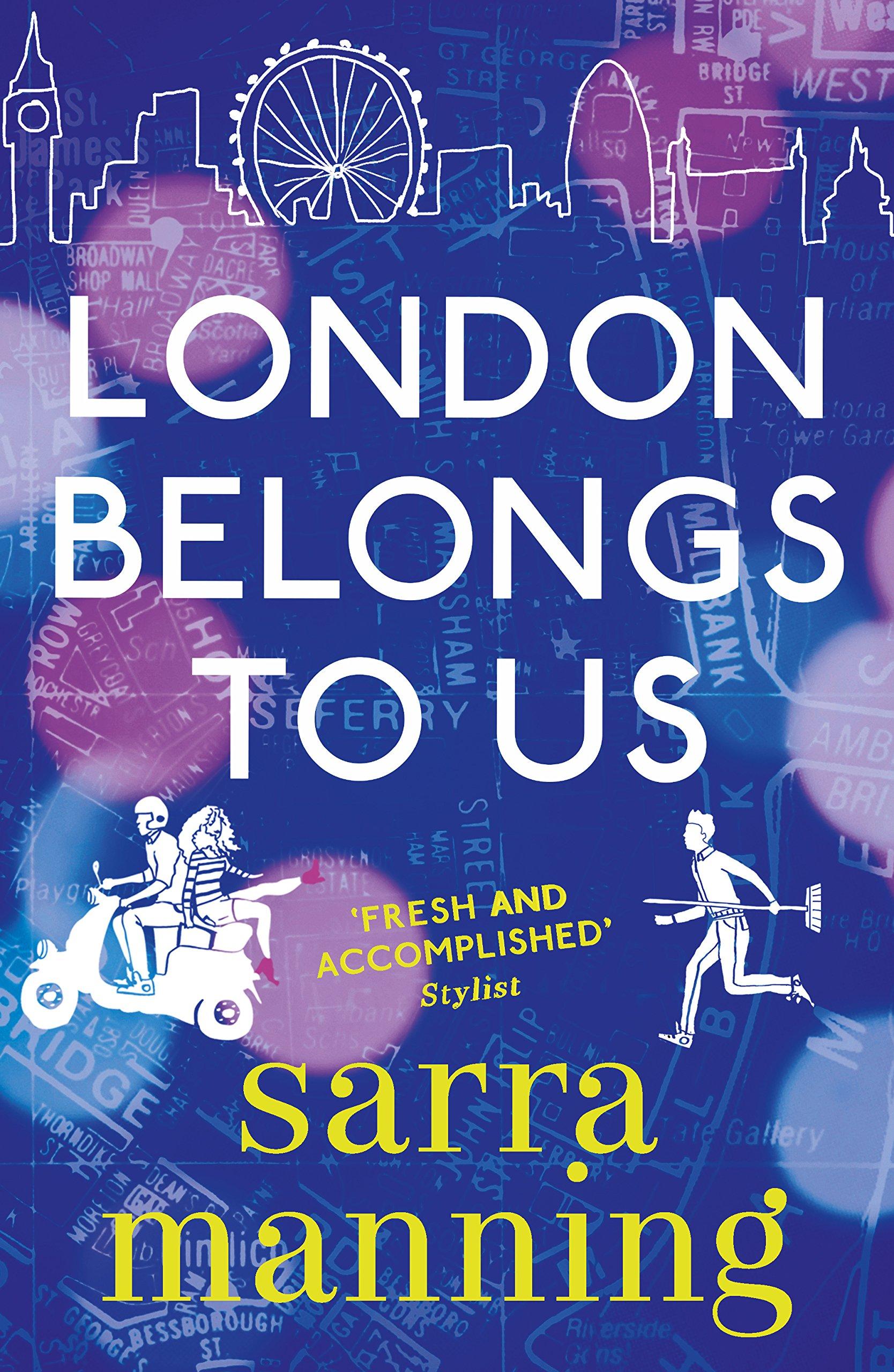 London Belongs to Us pdf