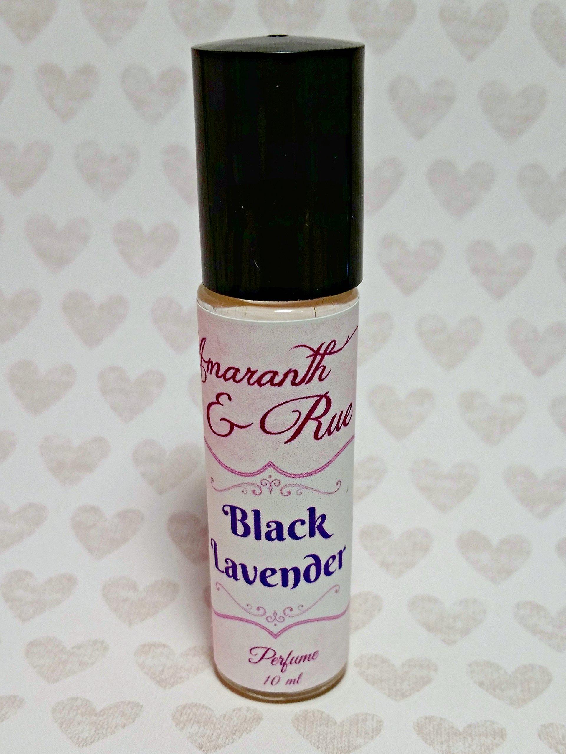 Black Lavender Roll-On Perfume