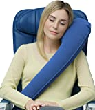 Travelrest - Ultimate Travel Pillow  - Ergonomic - Lean Into It To Sleep - Fall Asleep Faster, Stay Asleep Longer (Rolls Up Small) (2-Year Warranty)
