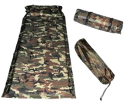 Amazon.com: US camuflaje militar extensible autohinchable ...
