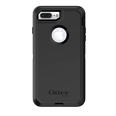 fa616ead777 OtterBox DEFENDER SERIES Case for iPhone 8 Plus & iPhone 7 Plus (ONLY) -  Retail Packaging - BLACK: Amazon.ca: Cell Phones & Accessories