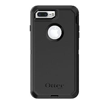 OtterBox Defender - Funda de protección triple capa para iPhone 7 Plus/8 Plus negro