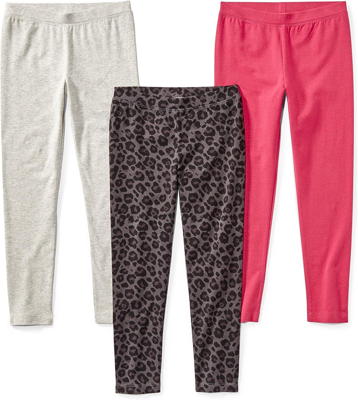 Spotted Zebra Girls 3-Pack Leggings Brand