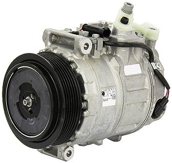Denso DCP17119 - Compresor De Aire Acondicionado