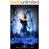 Sapphire: A paranormal romantic comedy (Jewels Cafe) book cover