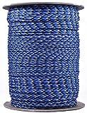 BoredParacord Brand Paracord (1000 ft. Spool) - Blue Snake