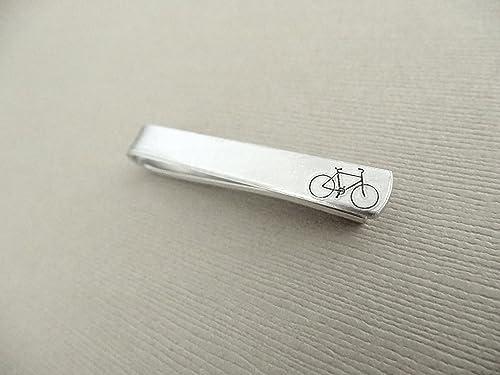 Bicycle Tie Clip