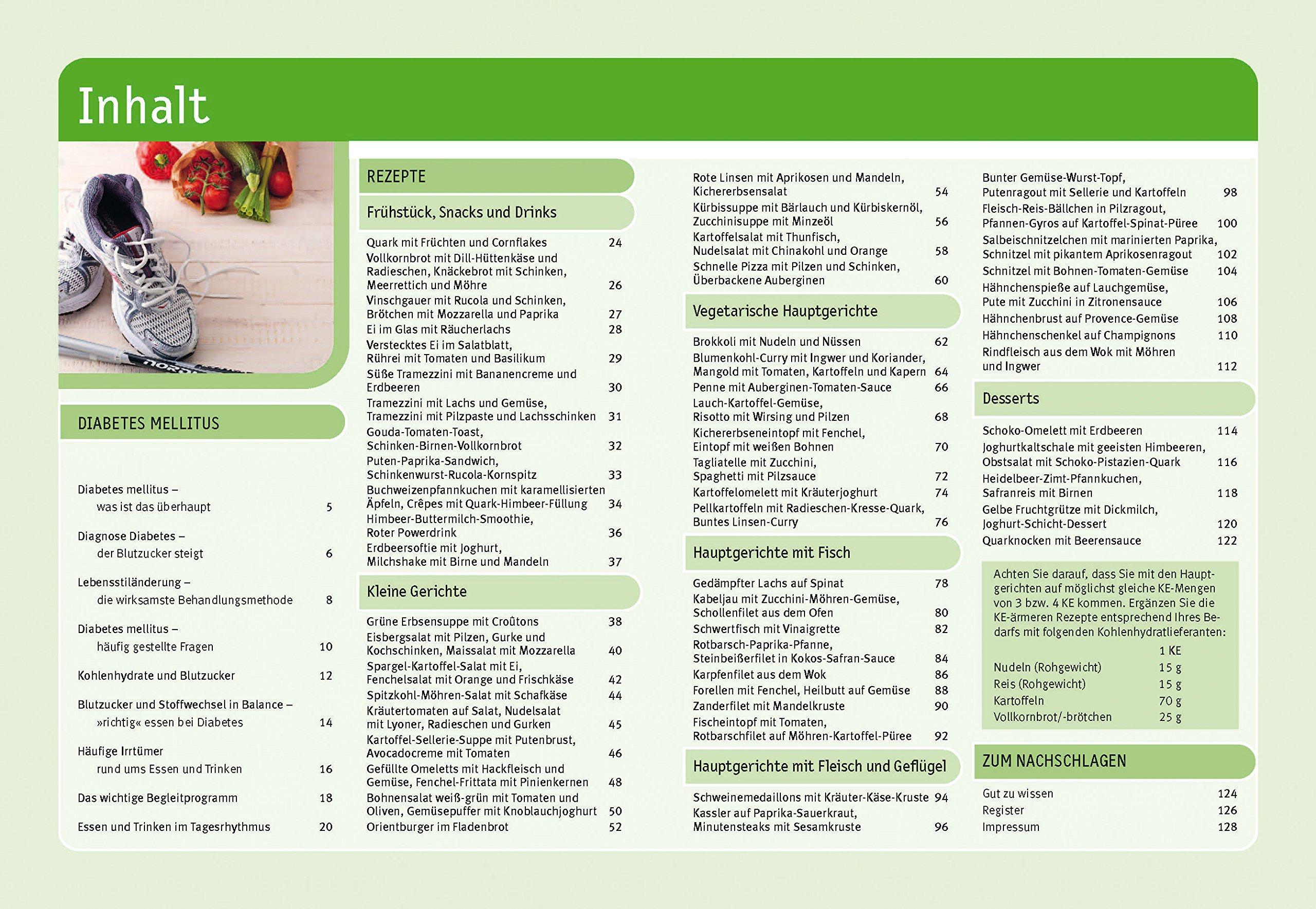 gesund essen - die 30-minuten-küche für diabetiker: 9783833818479 ... - 30 Minuten Küche