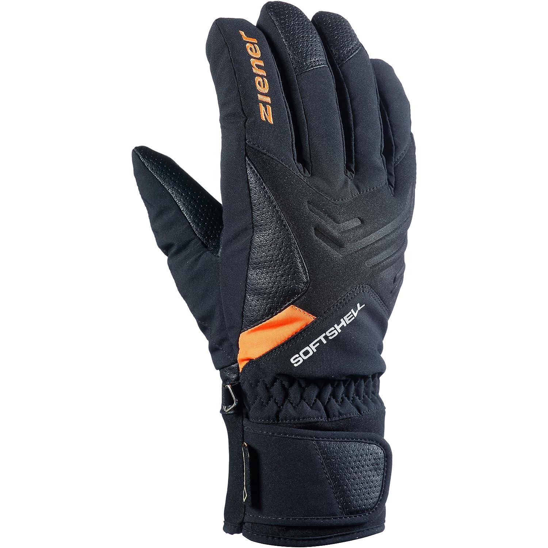 Ziener Gomser GTX (R) + Active Handschuh Ski Alpin, Herren Einheitsgröße