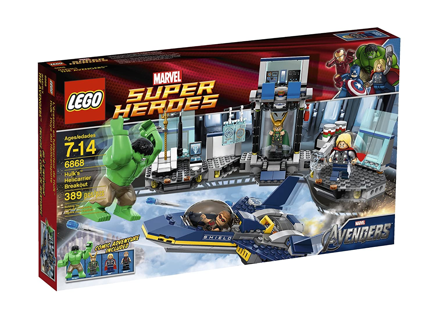 Top 9 Best LEGO Hulk Sets Reviews in 2020 6
