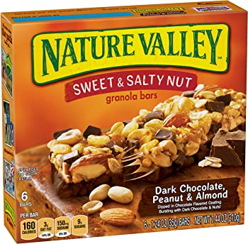 36-Count Nature Valley Sweet and Salty Nut Granola Bars