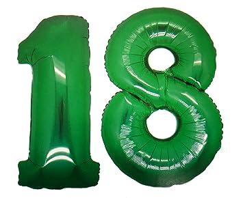 Magic Party Globo Balón (Helio o Aire 18 años diciotto 18º ...