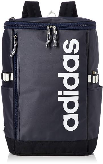 d97a2ccd92c1 Amazon | [アディダス] リュックサック 23L ネイビー×ホワイト | adidas ...