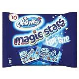 Milky Way Magic Stars Fun Size, Pack of 10 - 120g