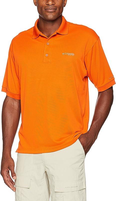 Columbia Camisa Polo para Hombre Cast para Hombre: Amazon.es: Deportes y aire libre