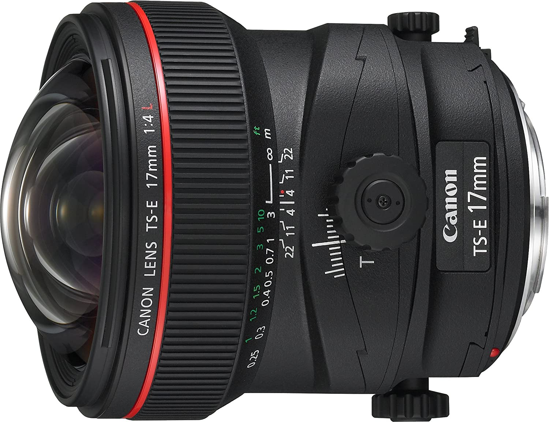 Canon TS E TS E mm f L Objetivo Gran Angular