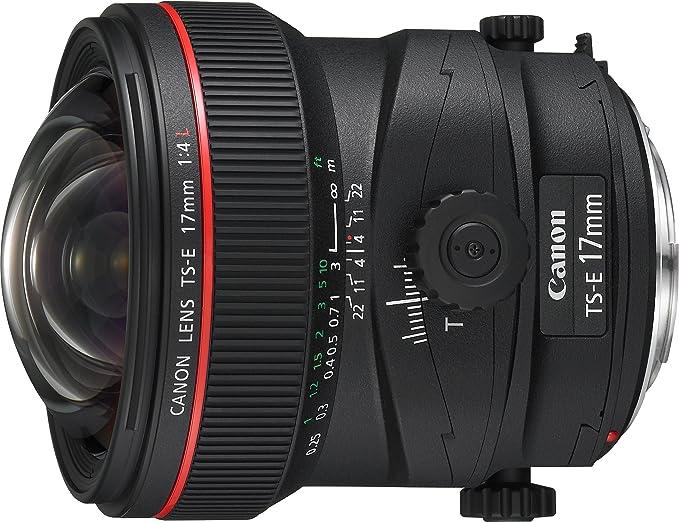 Review Canon 17mm f/4L TS-E