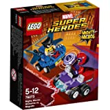 LEGO Super Heroes - Mighty Micros: Lobezno vs. Magneto (76073)