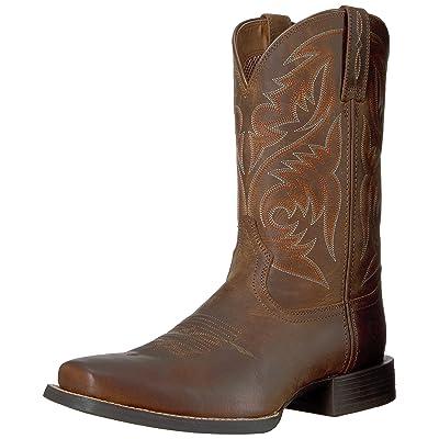 ARIAT Men's Sport Herdsman Western Boot | Western