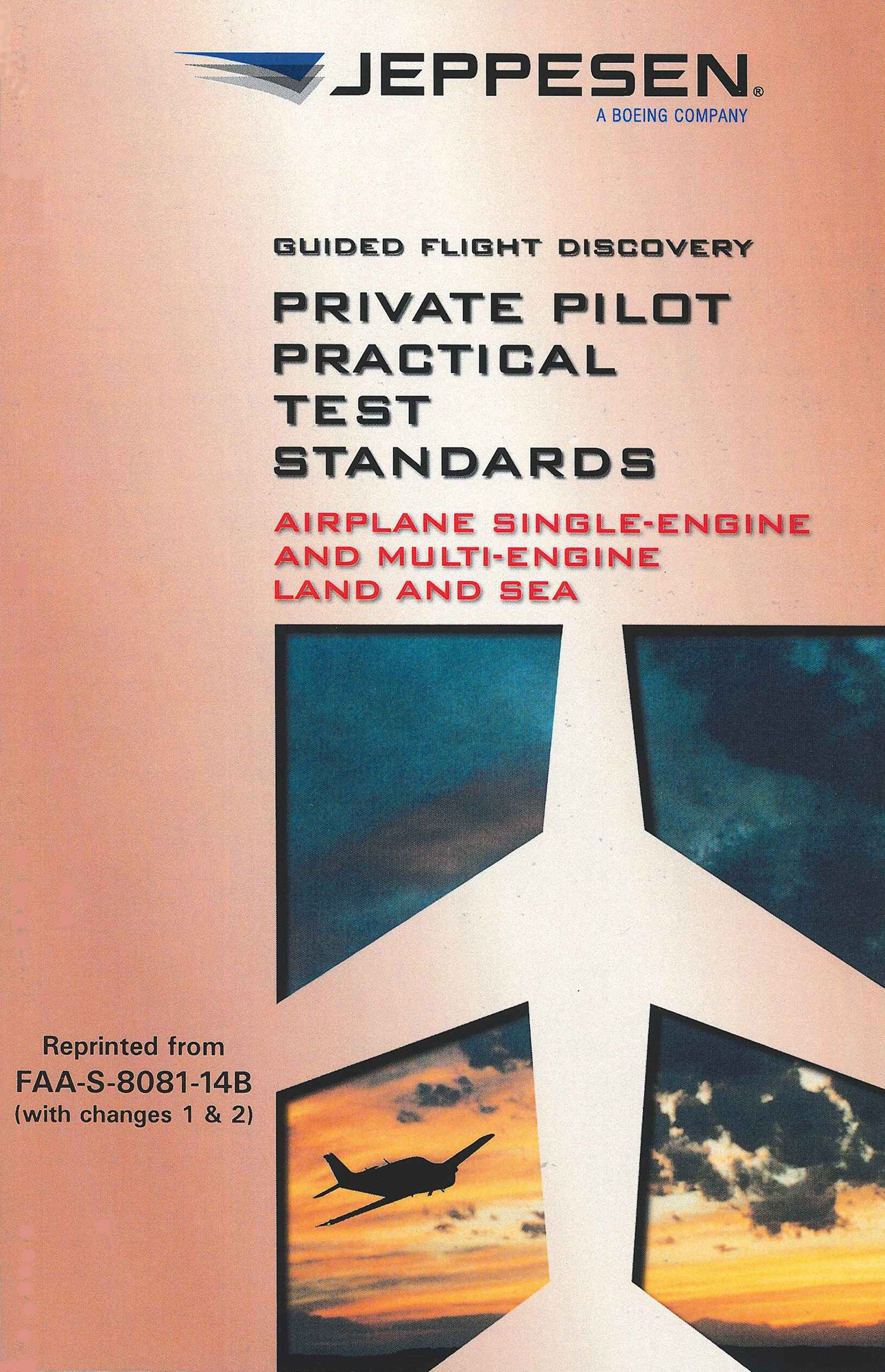 Jeppesen Commercial Pilot Practical Test Standards Pts 10001340