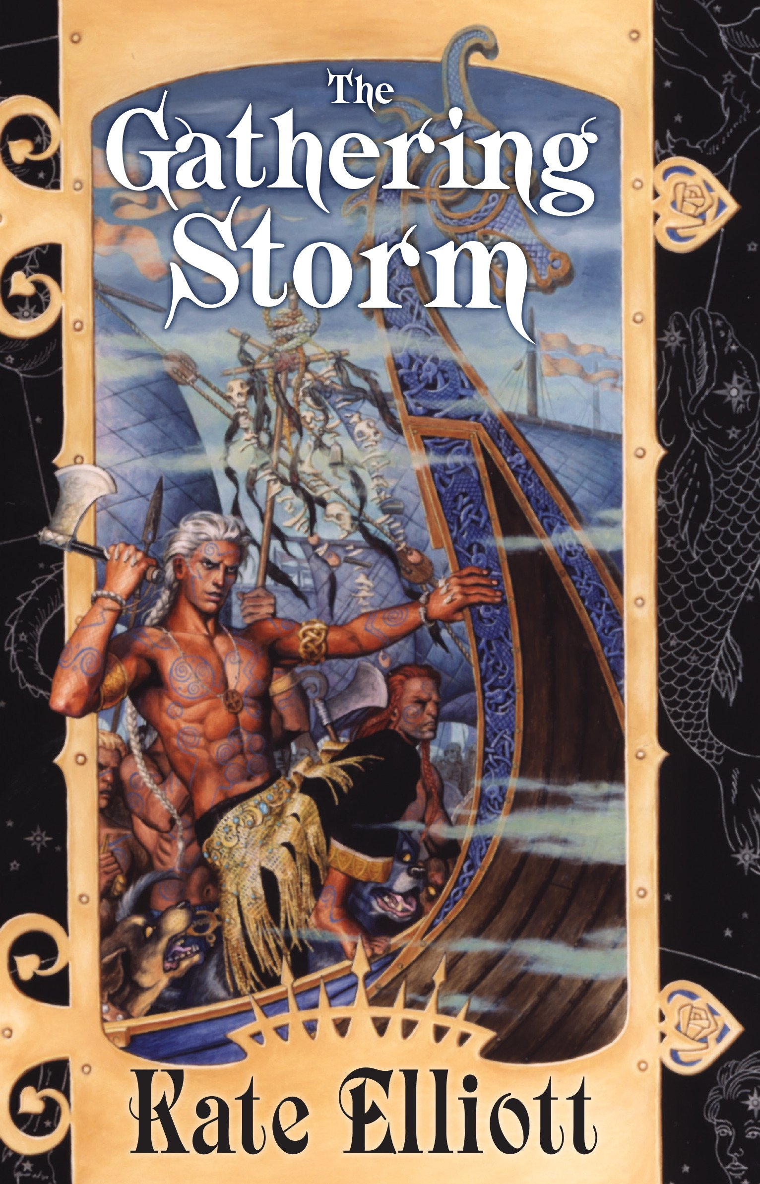 The Gathering Storm (Crown of Stars) ebook