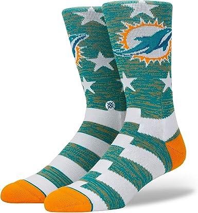 Stance Mens NFL Dolphins Shark
