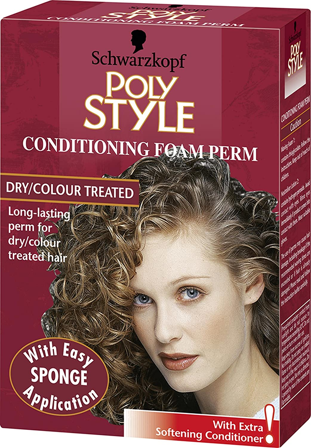 Amazon Schwarzkopf Poly Style Conditioning Foam Perm For Dry
