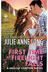 The First Time at Firelight Falls: A Hellcat Canyon Novel Kindle Edition