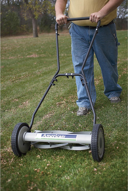 American Lawn Mower 18 Deluxe Reel Mower