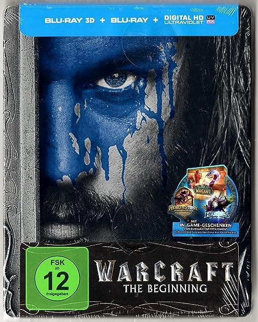 Warcraft bluray