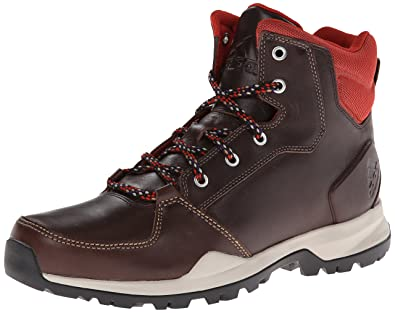 Amazon.com | Adidas Rockstack Mid Leather Boot - Men's ...