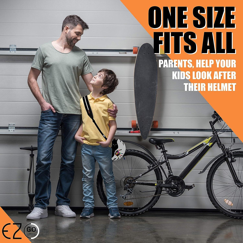 EZ-GO - Porta cascos de Bicicleta Eléctrica, MTB, Patinete ...