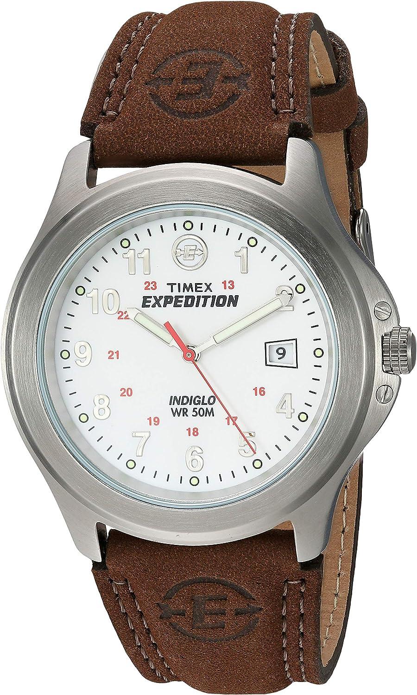 B0000TIIVE Timex Men's Expedition Metal Field Watch 91GycRGtJ3L