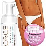 AWARD WINNING BEST Fake Tan - 2018 (250ml) TAN FORCE Skinny Natural Look Face and Body Self Bake Tan Invisible Tanning Foam TanForce Mousse Developing Sands Australian Dark Brown St Gold Bronzer Cream