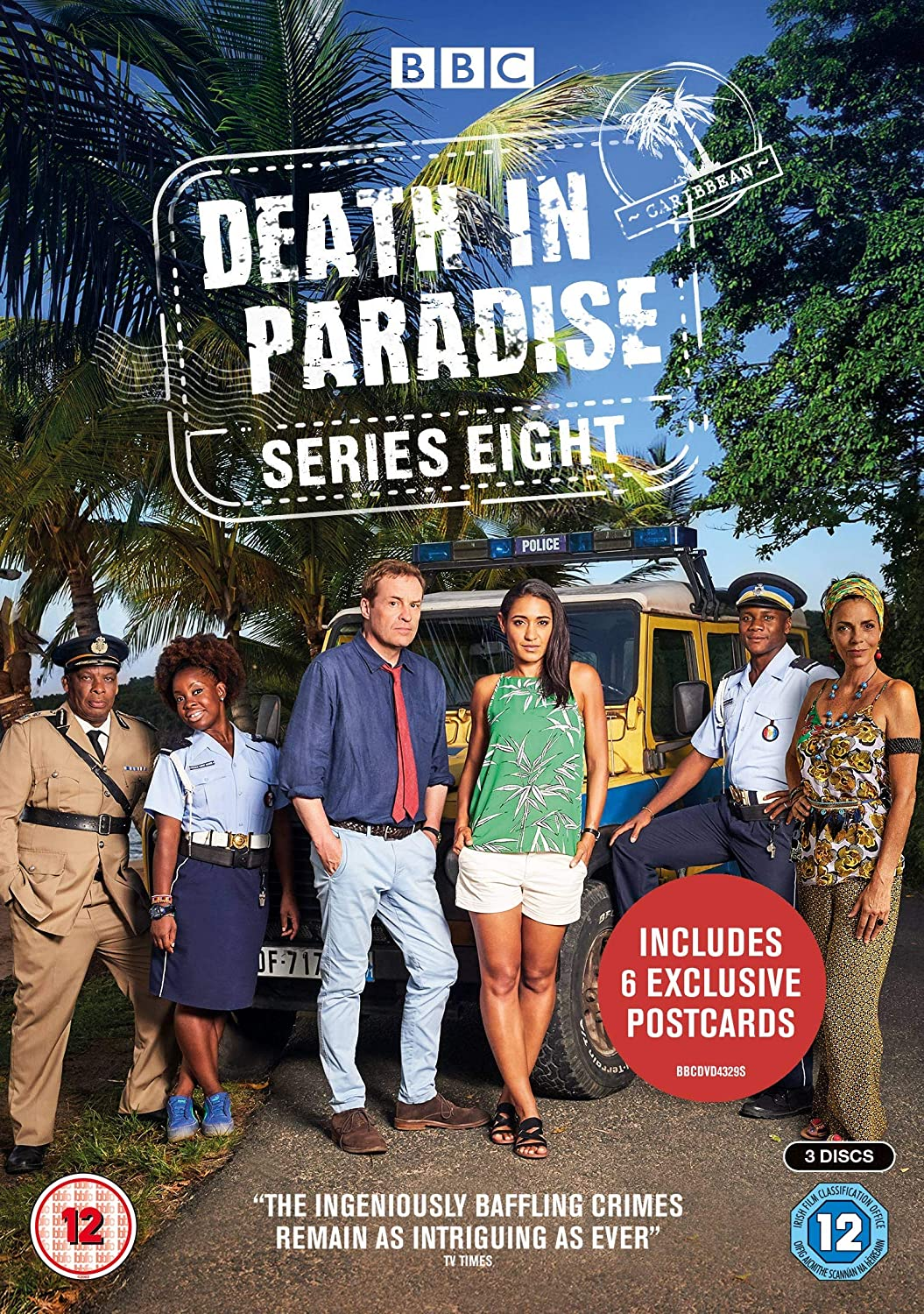 Death In Paradise: Series 8