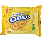 Lemon Flavor Creme Filled Oreos 2014 Edition