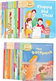 Read with Biff, Chip & Kipper Set Phonics and First Stories 33 Books Collection Level 1-3