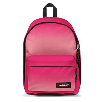 Eastpak Out Of Office Mochila de a Diario, 27 Litros, Color Fade Pink (Multicolor): Amazon.es: Equipaje