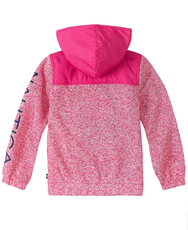 Nautica Girls Zip Fleece
