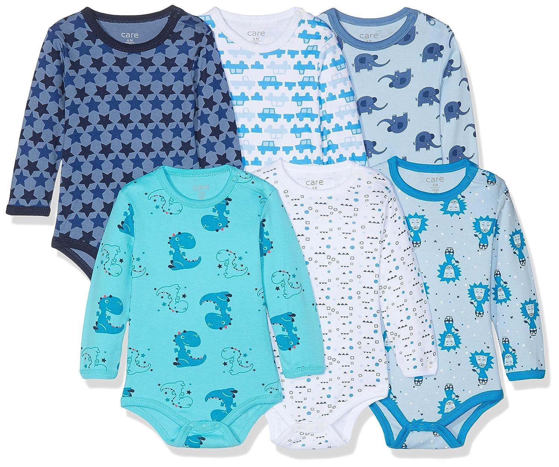 Care Unisex Baby 550202 Long Sleeve Shaping Bodysuit