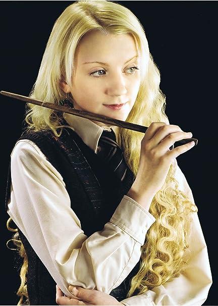 Harry Potter poster double face 9 x 9 Luna Lovegood Evanna Lynch