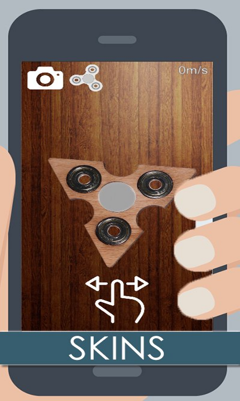 Fidget – Hand Spiner