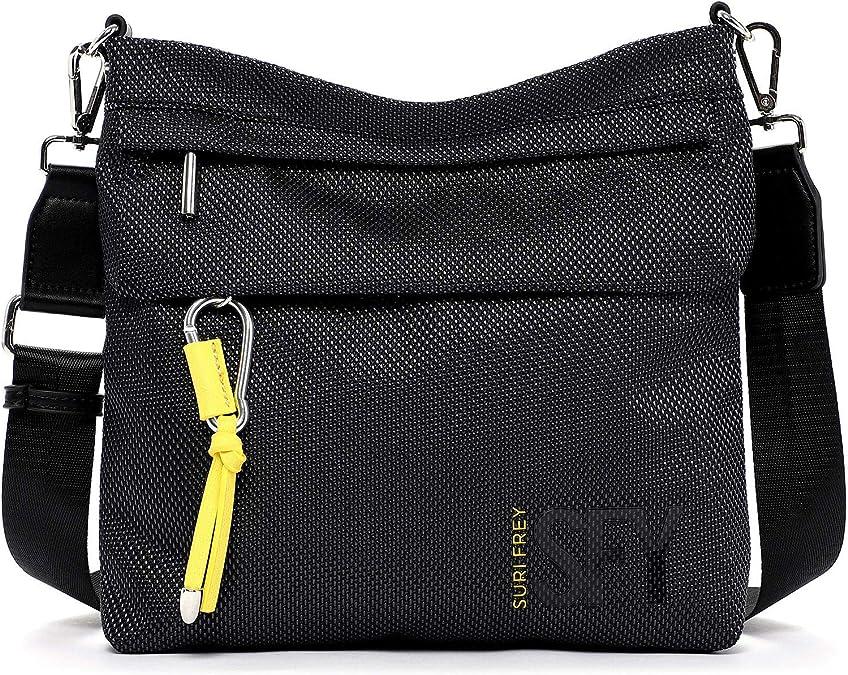 SURI FREY Suri Sports Marry Crossover Bag Tasche Umhängetasche Black Schwarz