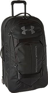 Amazon.com  Under Armour UA Carry-On Rolling Suitcase OSFA Black ... 8d90f7b1dc9e4